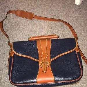 Vintage Dooney and Burk Laptop Case